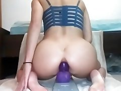 Anal Training Session