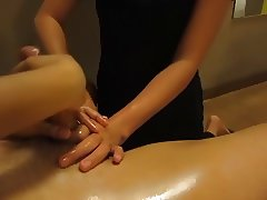 New hire handjob training 2