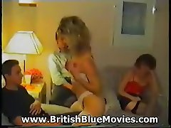 Kerry Matthews - British Amateur Sex Party