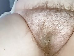 fat soft hairy pussy mound