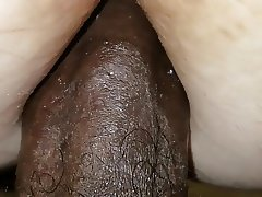 sliding in the anal
