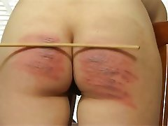 Kitchen Caning for girlfriend