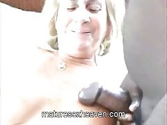 Mature Interracial Hardcore