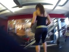 ass meat at gym