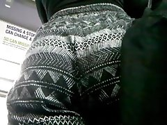BootyCruise: Bus Cam 4: Asian Up-Ass