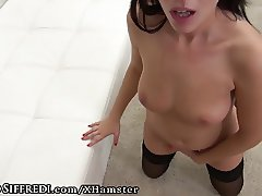 Rocco Siffredi is the Biggest Cock Ava Dalush has Had!