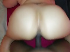 Face down and ass up