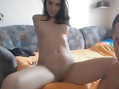 Horny Girlfriend Gets Her Pussy Finger Fuck