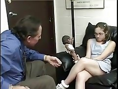 STP4 Sweet Girl Gets Some Pervy Therapy !