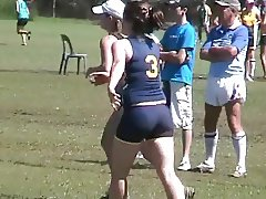 Thick Rugby Ass Candid Sports LS2