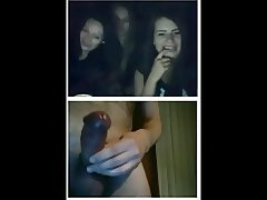 Webchat 07 Funny girls and my dick