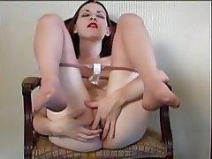 Double ended Pantyhose delights 2