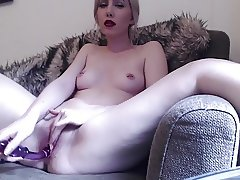 Blonde Teenie Sucks And Fucks On Cam