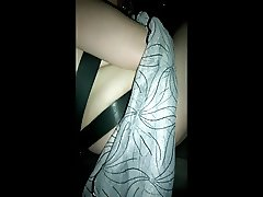 my wife nude in car on m74 giving trucker a show 22 apr