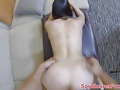 Pulled babe pov fucked by stranger