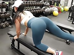yes!!! fitness hot ASS hot CAMELTOE 100