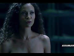 Thandie Newton in Westworld - s01e08