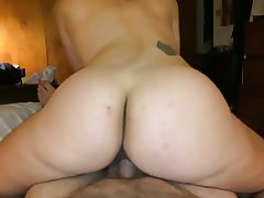 Sexxxycouple2 Doggy Fuck Number two