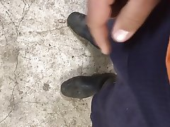 Wellington boots Smelly stockings