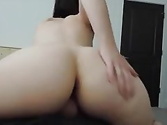 My wife jump on my dick