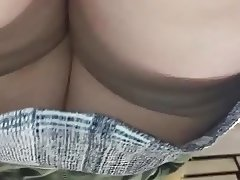 Delicious Thong Upskirt On Milf