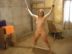 Ultimate Exposure Nude Bondage Slut