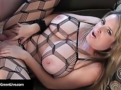 Fully Figured Maggie Green's FIRST FUCK in this Classic Vid!