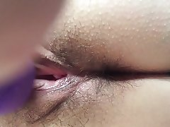 Wife cumming again