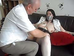 Tied and toyed