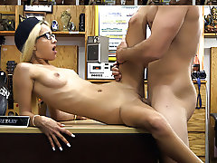 Sexy Blonde Wants Her Ring Back - XXX Pawn