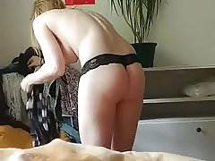 Girlfriend's Ass and Tits