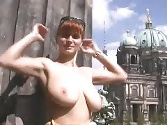 Bettie Ballhaus Topless In Berlin