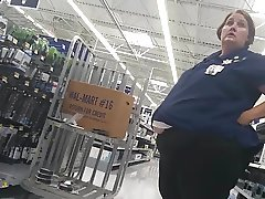 Fat BBW Mature Bending over Pt. 1