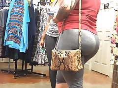 Spandex Big Booty Milf (Double Trouble) Part 3