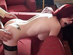 Hot milf and her younger lover 868