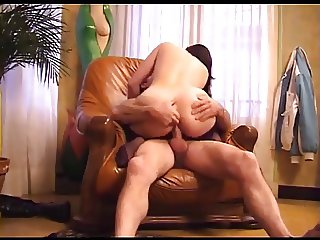 Older Ass Licking Man And French Fuck