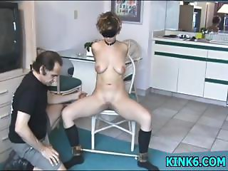 Punish a hot slave girl