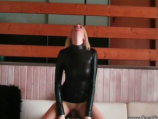 Kinky Cara is horny and needs her cum