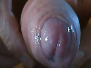 Second Cum Shot That Day - Very Close-Up
