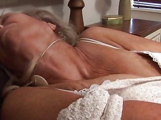 Suzy striptease and masturbate