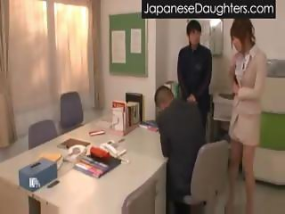 Blonde japanese japanese daughter anal abused hard
