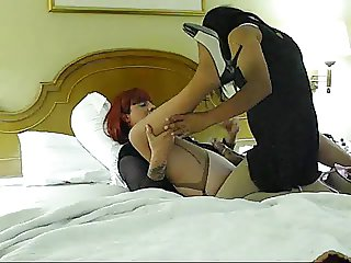 Nikkis getto bootie getting nailed