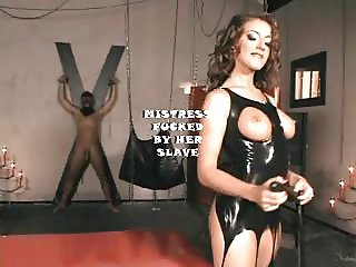 Mistress fucked by Slave