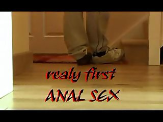 Really first anal sex