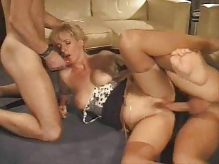 Swinger Family fuckig dad Son's friend and mom