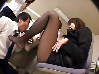 Office femdom- who is boss now?2