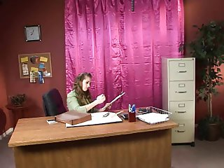 Natalies Office Slave Part 1