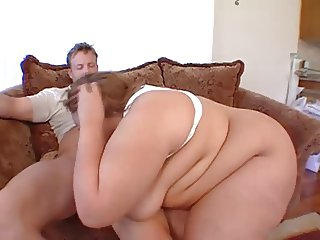 Monster Butt CockRider Ana Damato