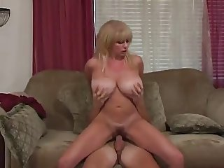 Big Boobed Mature Cougar Doggy Style By TROC