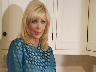 Blond housewife needs a cock